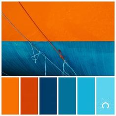 Our Superbly Stylish New Orange And Blue Color Scheme Browse Through Images Of To Create Your Perfect Home