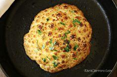 cast iron baked cauliflower recipe