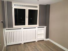 Kachelombouw vensterbank babykamer kinderkamer slaapkamer radiator