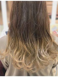 ダブルカラーバレイヤージュグラデーションカラー20代30代 Long Hair Styles, Beauty, Long Hairstyle, Long Haircuts, Long Hair Cuts, Beauty Illustration, Long Hairstyles, Long Hair Dos