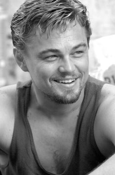 I don't know why people insist on Leonardo staying the way he looked in Titanic especially with this picture. Do they not see how wonderfully  handsome he is? This is one of my absolute favorites of his.