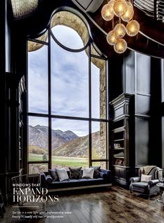 Bring your inspirations home with our newest design trends brochure. Get inspired by dramatic window and door designs as seen in some of the most impressive homes. Request a copy here.