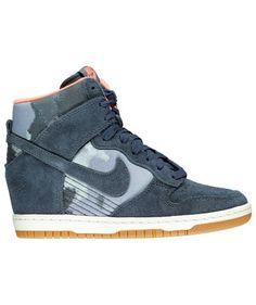 online store aa8dd b6903 Wedge Sneaker von Nike  shoes  trend  streetstyles  fashion  engelhorn