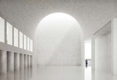 Kirche in Kopenhagen-Sydhavnen - JAJA Architects gewinnen Wettbewerb