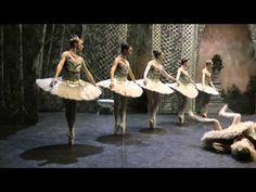 Harlem Shake- English National Ballet style. I just laughed SO hard at the girl rolling around on the ground with her legs in the air.