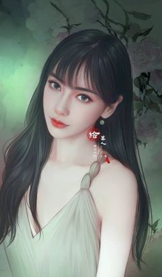 i love women - 微博 Beautiful Chinese Girl, Cute Japanese Girl, Beautiful Fantasy Art, Beauty Full Girl, Beauty Women, Kawaii, Girl Drawing Pictures, Lovely Girl Image, Angelababy