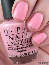 OPI Nicki Minaj 'Pink Friday' It's so hard to find delicate pinks that don't end up disappearing. This looks like it might do the trick. Gem Nails, Gradient Nails, Hair And Nails, Opi Nail Polish, Nail Polish Colors, Nail Polishes, Manicures, Opi Pink, Pink Nails