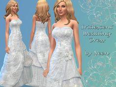 sims 4 dress