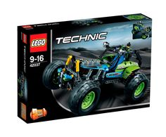 Lego Technic: Formula Off-Roader (42037)  Manufacturer: LEGO Enarxis Code: 014791 #toys #Lego #technic #off-road