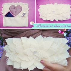 Bridesmaid Clutch