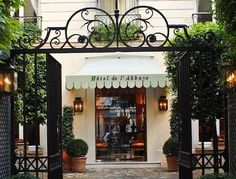 Quite simply one of the best places to stay in Paris... tucked away on a quiet street in the VIème, everything is within walking distance!  Luxembourg, shopping, famous cafés, quais de Seine, nightlife in the Latin Quarter.