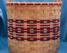 Hand Woven Small Bushel Basket
