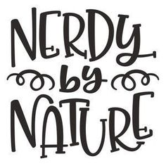 Silhouette Design Store: nerdy by nature