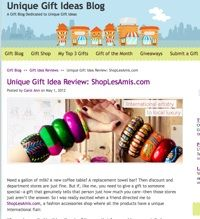 Unique Gift Ideas Blog - Fashion Jewelry & Accessories - Shop Responsibly | Les Amis