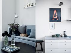 The home of Maria Høgh Heilmann | NordicDesign