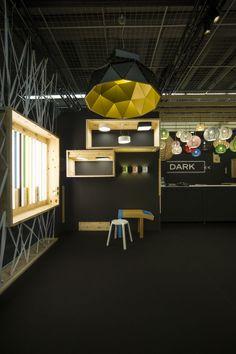 SANGHA DARK / design / lighting / darling / rattan #DARK colors