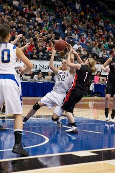 Minneota was the surprise team in the MSHSL girls basketball state tournament, claiming their first championship in school history with a 61-51 win over Ada-Borup in the class A final. Taylor Reiss was monstrous, getting 30 points and 12 rebounds for Minneota
