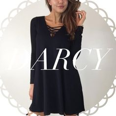 • Reserved • for Darcy • Black XX Dress (S) Other