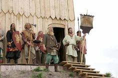 """The venerable Viking tradition of """"shouting out crude insults to your foes before battle."""""""