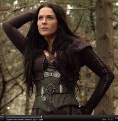 Legend of the Seeker Kahlan costume | New Outfit : Kahlan Amnell