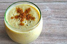 appel-kaneel-melk smoothie