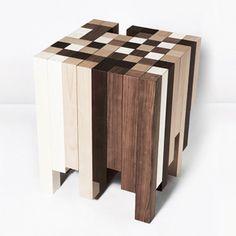 Hangar Design Group Legnoquadro Table