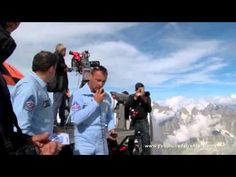 Air France et la Patrouille de France, le film : making of