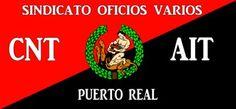 CNT-AIT PUERTO REAL: NUESTRA HISTORIA - NUESTRAS LUCHAS: http://puertoreal.cnt.es/denunicas-sindicales/5963-cnt-ait-puerto-real-nuestra-historia-nuestras-luchas.html