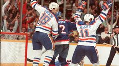 Oilers and Jets: A rivalry revisited Edmonton Oilers, National Hockey League, Nhl, Sports, Vintage, Hs Sports, Sport, Vintage Comics, Exercise