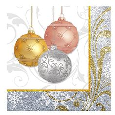 Creative Converting 317198 16 Count 3Ply Paper Lunch Napkins All That Glitters ** Details can be found by clicking on the image.