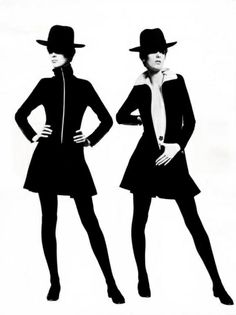 Mary Quant's Ginger group, 1967