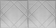 Decorative Ceiling Tiles, Inc. Store - Floating Geometry - Tin Ceiling Tile -