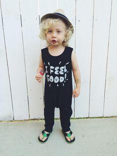 black jumpsuit for kid
