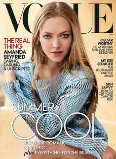 Vogue Covers, Vogue Magazine Covers, Mario Testino, Guy Aroch, Craig Mcdean, Teen Vogue, Carter Smith, Amanda Seyfried Photos, Boyfriend Justin