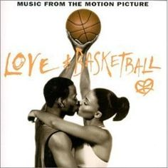 Love & Basketball: Music From Motion Picture - CD - Soundtrack - Mint Love And Basketball Movie, Basketball Court, Dance Tutorial, Omar Epps, Man In Love, My Love, Hip Hop, Old School Music, Basketball