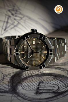 #mauricelacroix #aikon #automatikuhr #herrenuhr #swissmade #uhr #uhren #uhrzeit Watches, Accessories, Man Watches, Kettle, Amazing, Wristlets, Wristwatches, Clocks, Jewelry Accessories