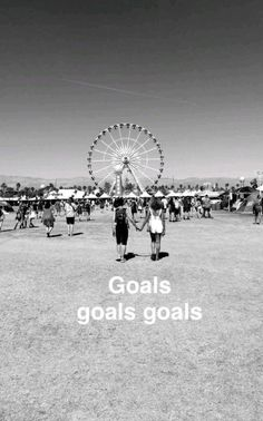 Myles and Tia ...goals