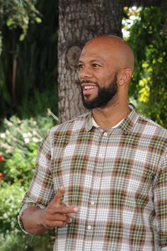 Common Pictures - The Rapper Common Poses in Cannes - Zimbio