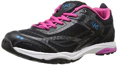RYKA Womens Fit Pro Training ShoeBlack/Zuma Pink/Young M US * Check out this great product. (This is an affiliate link) Cheap Running Shoes, Trail Running Shoes, Running Equipment, Trekking Shoes, Cross Training Shoes, Running Women, Black Shoes, Athletic Shoes, Fashion Shoes