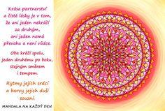 Štěstí   Mandala na každý den