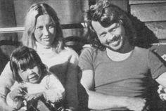 Agnetha Fältskog and Björn Ulvaeus ABBA