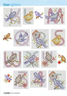 Gallery.ru / Фото #36 - Cross Stitch Crazy 094 январь 2007 - tymannost