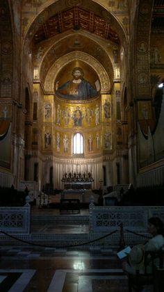 Catedrale di Monreale, Palermo.
