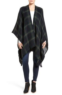 Free shipping and returns on Modena Reversible Plaid & Herringbone Cape at Nordstrom.com. Two classics double the stylish impact of a cozy reversible cape featuring a plaid pattern on one side and a chic herringbone pattern on the other.