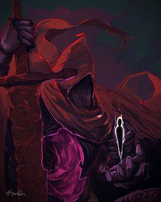 Slave Knight Gael by fixro2n