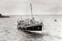 RNLI lifeboat Mona, Broughty Ferry