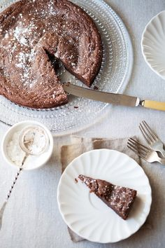Fudgy Chocolate Cake / by Five and Spice