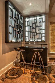 Inspirierend Wohnzimmer Bar