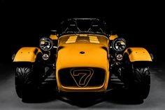 Caterham Super 7 by icedsoul photography .:teymur madjderey, via Flickr