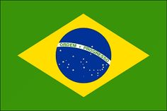 Brazil Flag - Custom Pet ID Tag for Dogs and Cats - Dog Tag Art *** See this great product. Flags Of The World, We Are The World, Countries Of The World, Brazil Team, Fifa World Cup France, Learn Brazilian Portuguese, Fan Picture, Car Bumper Stickers, Pet Id